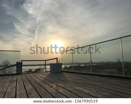 Westward declines the sun  #1367990519