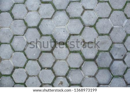 pavement texture gray background city #1368973199