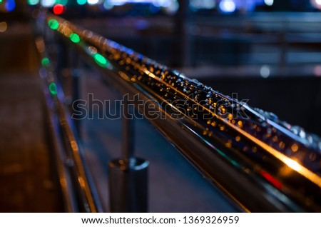 drops, chrome, reflections #1369326959
