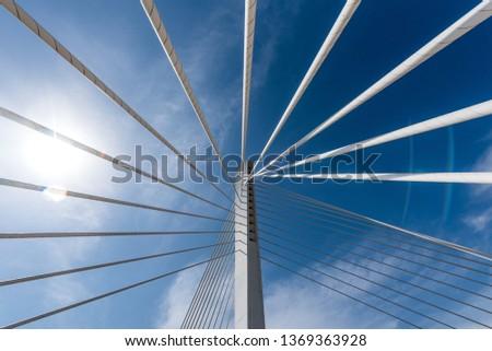 Millenium bridge in Podgorica #1369363928