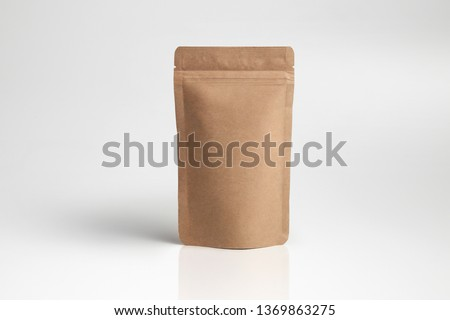 paper pouch pocking #1369863275