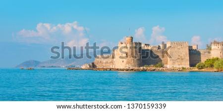Mamure Castle - Anamur, Mersin, Turkey #1370159339
