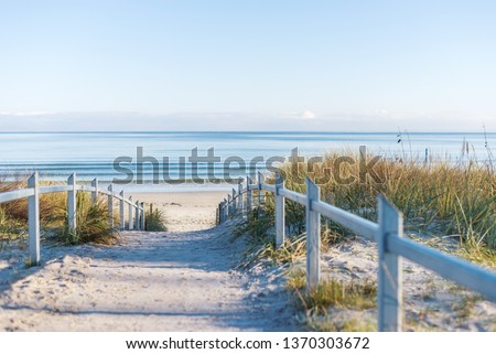Baltic Beach on Germany's biggest Island Royalty-Free Stock Photo #1370303672