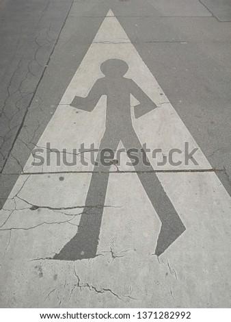 Walking is a way #1371282992
