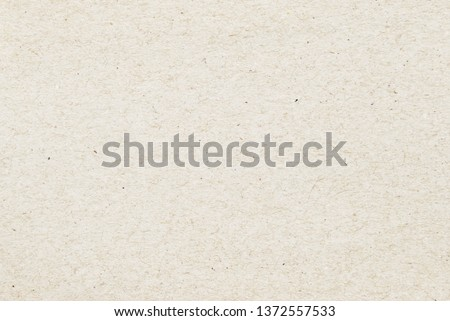 Beige recycled craft paper texture as background #1372557533
