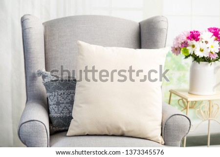 Square Throw Pillow #1373345576