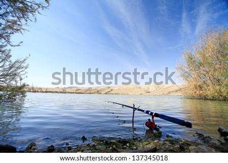 fishing in the wilderness recreation and sport #137345018