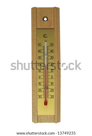 Thermometer #13749235