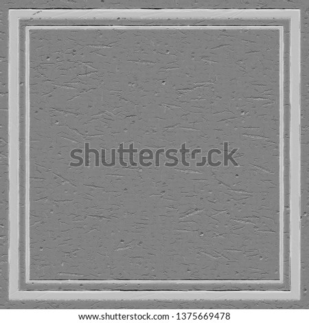 tile background texture wall Beautiful concrete stucco. painted cement Surface design banners. abstract shape  and have copy space for text. #1375669478