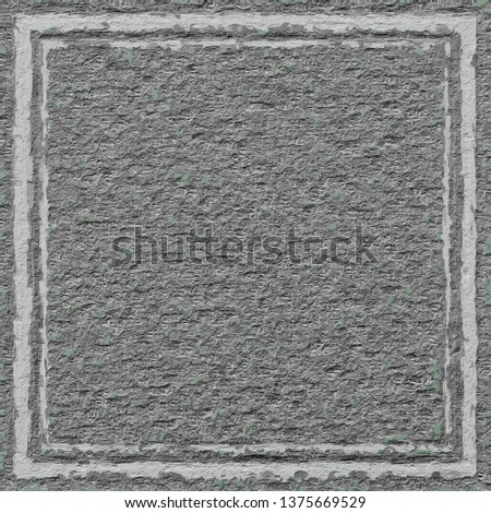 tile background texture wall Beautiful concrete stucco. painted cement Surface design banners. abstract shape  and have copy space for text. #1375669529
