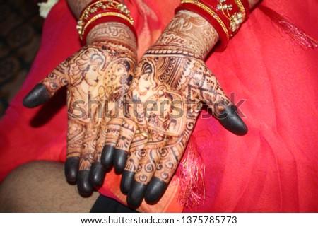 mehendi,bridal mehendi,bridal,marriage occasion,art,marriage funtion,memoriable moment,beautiful art #1375785773