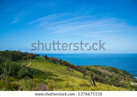 Beautiful Australian coast - Lillivale NSW #1376675150
