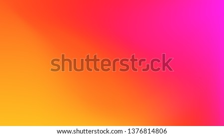 Abstract gradient  red background. Mesh gradient. Soft mixing colors.  Royalty-Free Stock Photo #1376814806