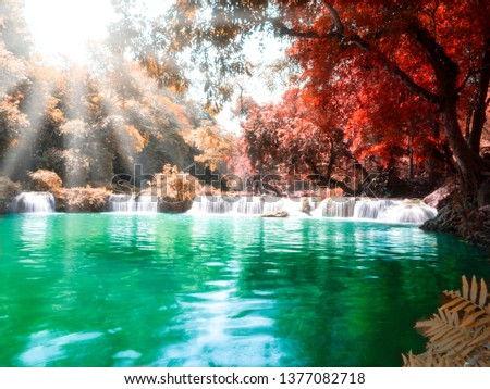 Chet Sao Noi Waterfall National Park, Thailand #1377082718