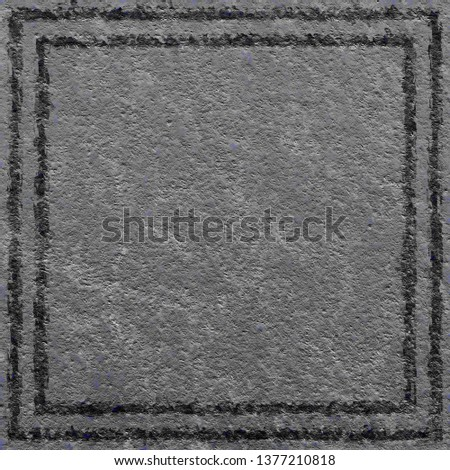 Black and white clean background with rough surface look . Wallpaper shape.  #1377210818
