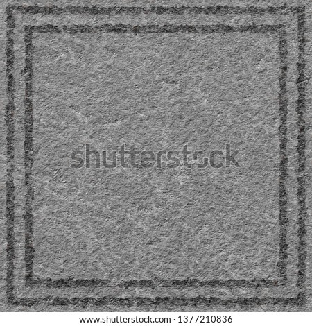 Black and white clean background with rough surface look . Wallpaper shape.  #1377210836