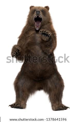 standing bear #1378641596