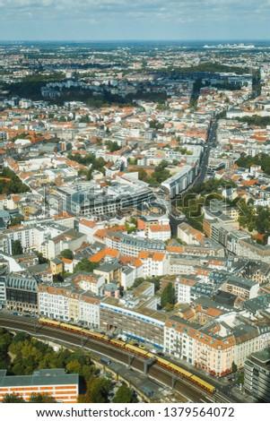 View of Berlin #1379564072