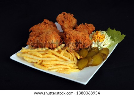 Lebanese Broasted Chicken #1380068954