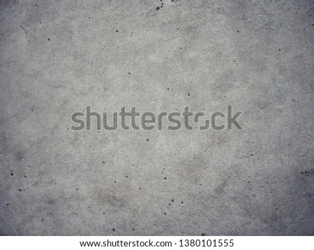 Bare concrete wall surface Which is made of concrete formwork that is steel sheet Oiled coating on the formwork In order to prevent the concrete from sticking to the casting form when removing the for