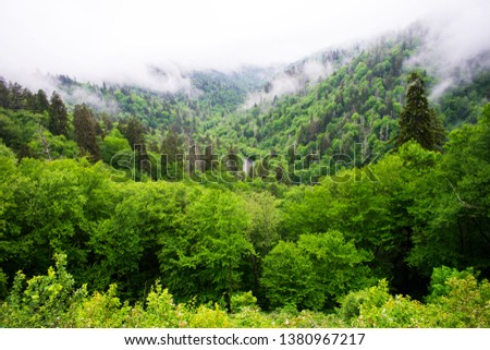 Great Smoky Mountains National Park  #1380967217