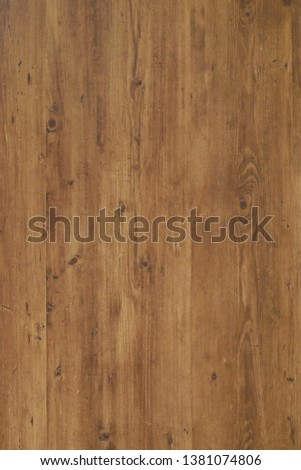 Wood wall with wood grain #1381074806