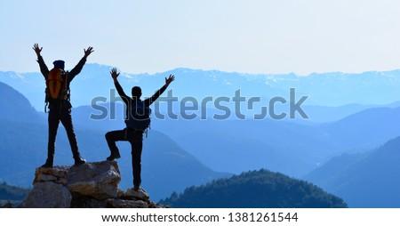 Adventure of Brave Children at the Summit #1381261544
