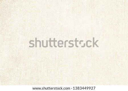 Natural linen texture as background #1383449927