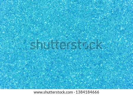 blue glitter texture christmas abstract background #1384184666