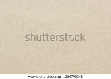 Brown craft paper texture background #1384790348
