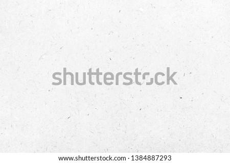 White paper texture background or cardboard surface from a paper box for packing. and for the designs decoration and nature background concept #1384887293