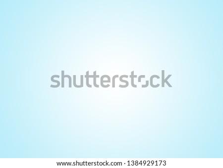 gradient background simple light blue