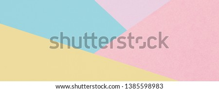 2019s style abstract background. Different multicolored pale backgrounds.  Top view. Paper background.