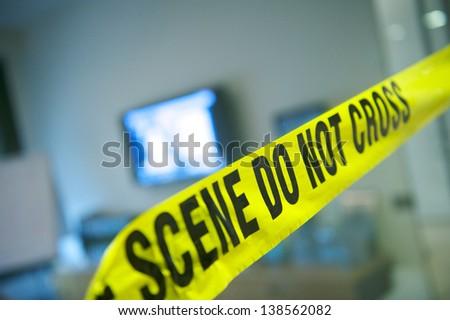 crime scene #138562082