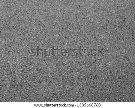 texture of smooth asphalt road  #1385668760