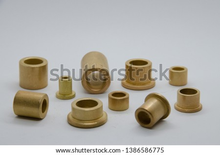 Bronze Bushing bronze metal yellow  bronze bearings #1386586775