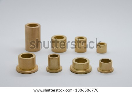 Bronze Bushing bronze metal yellow  bronze bearings #1386586778