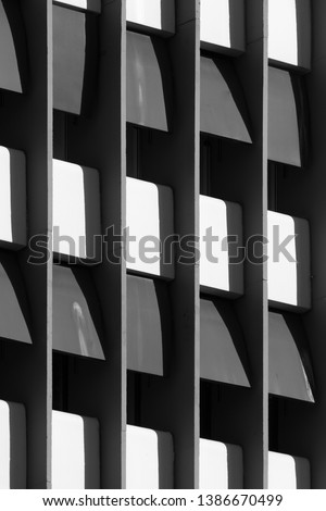 Monochrome Architecture - Fine Art Abstract Architecture Photography