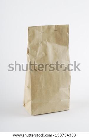 Bag of paper #138734333