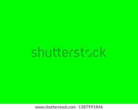 Green Screen Background Use For Studio