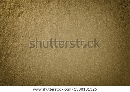 Dark bronze background of natural slate. Texture of brown stone closeup. Graphite backdrop macro #1388131325