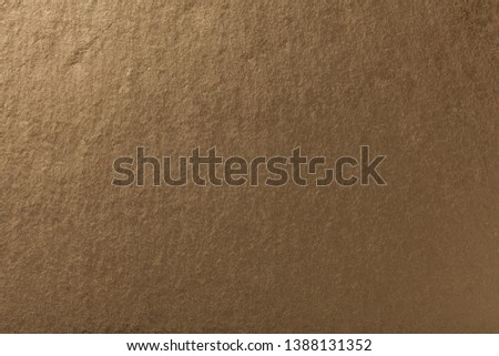Dark bronze background of natural slate. Texture of brown stone closeup. Graphite backdrop macro #1388131352