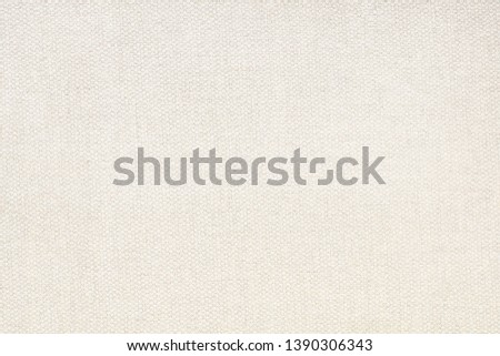 Natural linen texture as background #1390306343