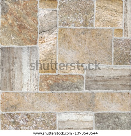 stone floor tile texture, Seamless tiling stone wall. Part of a seamless tiling collection, Floor Stone Abstract Vitrified Tiles Design #1393543544