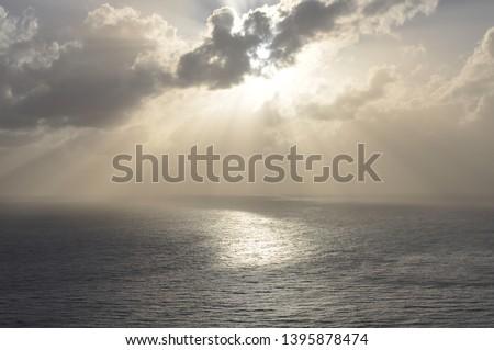 The beautiful natural sea landscape  #1395878474