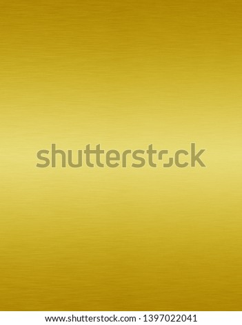 Gold metal steel or yellow stainless texture background #1397022041