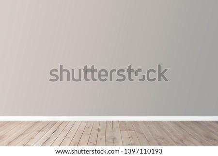 Gray blank concrete wall mockup #1397110193