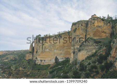 The wonderful old city of Ronda, Spain #1399709240
