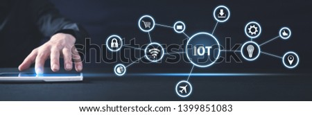 Internet Of Things. Internet, Technology, Business #1399851083