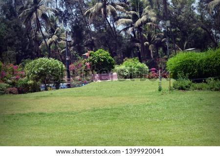 Vapi Gujrat Dadra Nagar Haveli Garden  #1399920041
